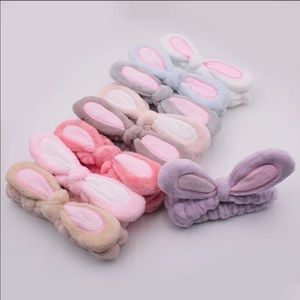Other - Baby Girl Bunny ultra soft Headband or costume